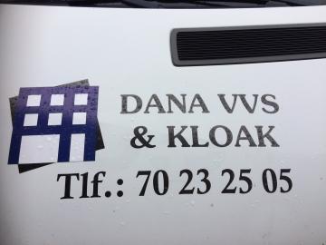 Dana VVS & Kloak ApS
