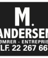 Tømrerfirma M. Andersen