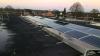 28 kW øst/vestvendt solcelleanlæg, Næsby Skole