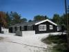 Se i billeder hvordan en Tilbygning samt totalt renovering af sommerhus i Nordsjælland bliver til.