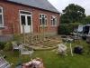 Nye vinduer og terrasse