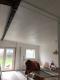 Nyt hvidmalet profil loft